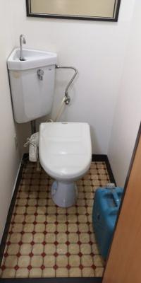 【トイレ】コーポ山陽