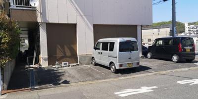 【駐車場】コーポ山陽