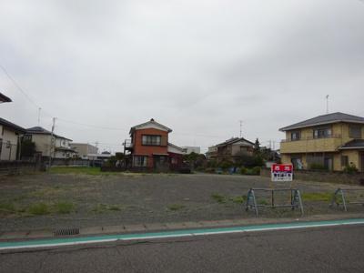 【外観】熊谷市弥藤吾 822万 土地
