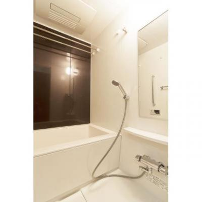 【浴室】パークアクシス台東根岸
