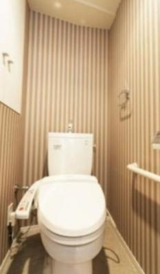【トイレ】パークアクシス台東根岸