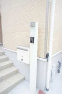 【セキュリティ】南友田建売オール電化住宅