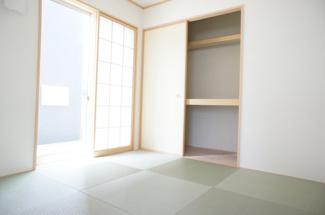 【和室】南友田建売オール電化住宅