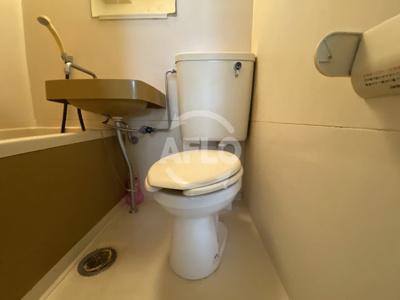 小島ビル トイレ