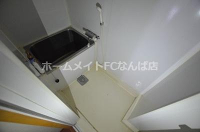 【浴室】ソレイユ谷町