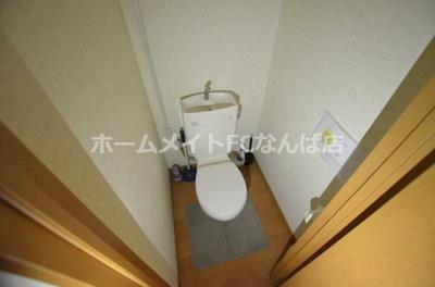 【トイレ】ソレイユ谷町