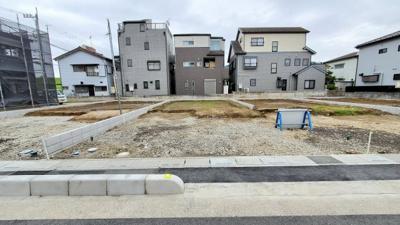 外観です:三郷新築ナビで検索♪