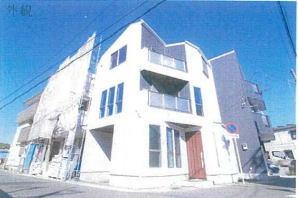 【外観】新築一戸建 川崎市中原区下小田中5丁目 2号棟