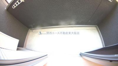 【バルコニー】メゾンドペーシェ鴻池