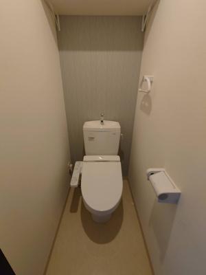 【トイレ】ルソレイユ