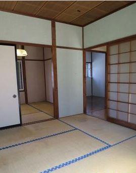 【和室】池田貸家