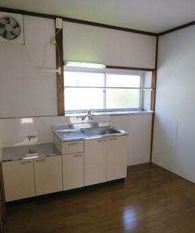【キッチン】池田貸家