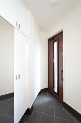 【玄関】中古戸建 さいたま市南区曲本1丁目