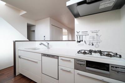【キッチン】中古戸建 さいたま市南区曲本1丁目