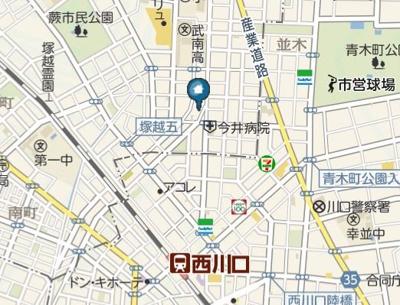 【地図】ensoleillé(アンソレイエ)