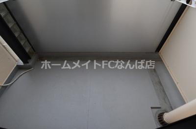 【バルコニー】ラ・パレス桜川