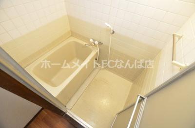 【浴室】ラ・パレス桜川