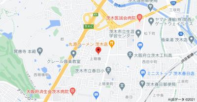 【地図】フロレアール・ジーア