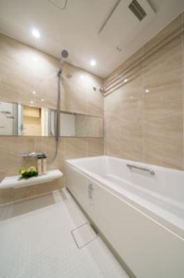 【浴室】サンウッド赤坂氷川