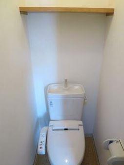 【トイレ】オーメゾン・リッシュ