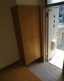【玄関】オーメゾン・リッシュ