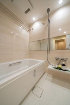 【浴室】マンションアクロス代々木
