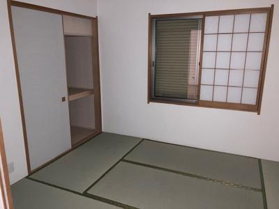 【和室】高田戸建住宅
