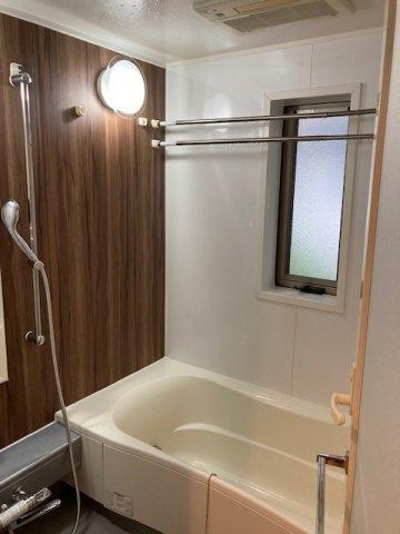 【浴室】高田戸建住宅