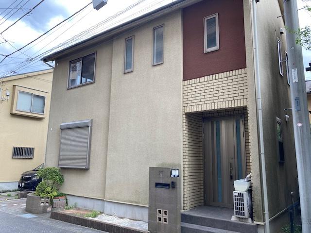 【外観】高田戸建住宅