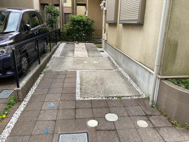 【駐車場】高田戸建住宅