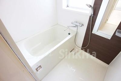 【浴室】新大阪ハイム