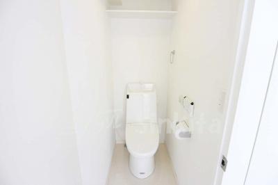 【トイレ】新大阪ハイム