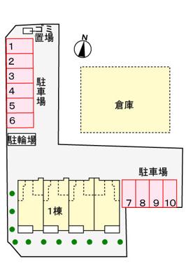 【区画図】プリムヴェールヒルズ