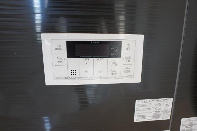 【同仕様施工例】追い炊き機能つきなので、冷めたお湯もすぐに沸かすことができます。