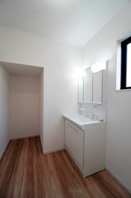 【洗面所】新築戸建 さいたま市浦和区神明5期