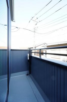 【バルコニー】新築戸建 さいたま市浦和区神明5期