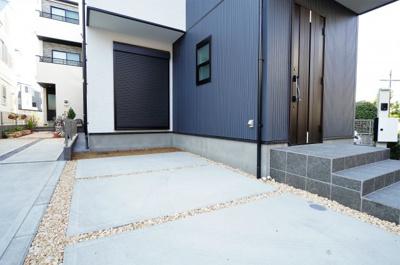 【駐車場】新築戸建 さいたま市浦和区神明5期