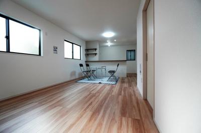 【居間・リビング】新築戸建 さいたま市浦和区神明5期
