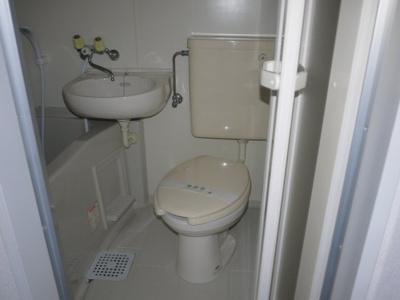 【浴室】大須ハイツ