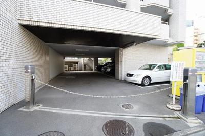 【駐車場】東急ドエルアルス天神