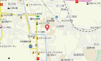 【地図】クレストール林B・