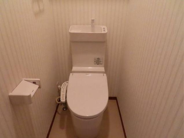 【トイレ】ヴィッラヴィスタ日野