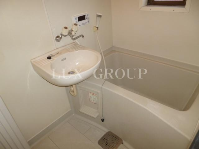 【浴室】コーポヒル石畑