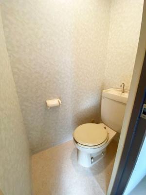 【トイレ】ベイサイドテラス