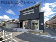 福山市東川口町:デザイン&機能性に拘ったハイクオリティな新築戸建オール電化の画像