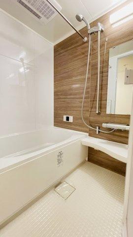【浴室】第6高宮コーポラス