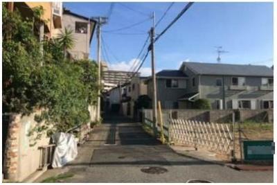 【周辺】羽衣町 売土地