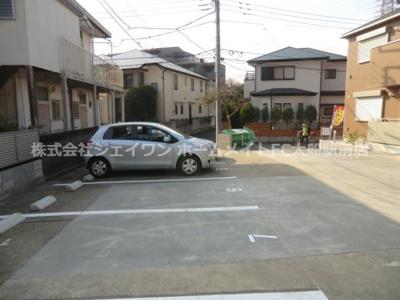 【駐車場】パーシモンコート