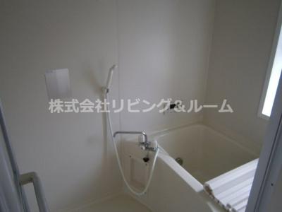 【浴室】グランピアコーポ・F棟
