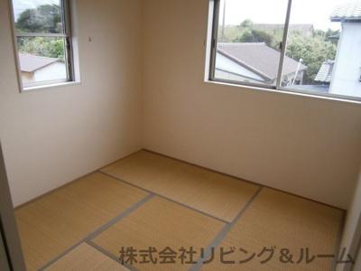 【和室】グランピアコーポ・F棟